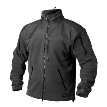 HELIKON TEX CLASSIC ARMY FLEECE JACKE BLACK