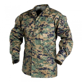 US MARINE CORPS DIGITAL WOODLAND JACKE