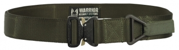 Warrior Rigger Belt mit Cobra Buckle Oliv