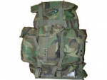 US ARMY ALICE Rucksack WOODLAND CAMOUFLAGE MEDIUM