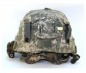 Preview: US Army MICH ACH PASGT HELMET GOGGLE RETENTION STRAPS Foliage Green