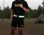 Preview: ARMY PT Reflective Elastic Belt