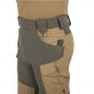 Preview: Helikon Tex HYBRID OUTBACK PANTS® - DuraCanvas® - Coyote / Taiga Green A