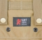 Preview: London Bridge Trading  LBT 6080A MOLLE Modular Hydration Pouch coyote brown mit Bladder