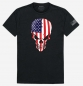 Preview: USA SKULL Tactical Graphics Tee