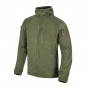Preview: Helikon Tex ALPHA HOODIE Jacket - Grid Fleece - Oliv