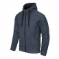 Preview: Helikon-Tex Covert Tactical Hoodie (FullZip)® - Melange Blue