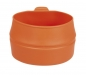 Preview: WILDO Sweden AB FOLD-A-CUP 200ml - TPE - Orange
