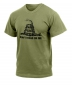 Preview: Don't Tread On Me Vintage shirt od green