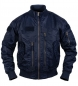 Preview: US Tactical Flieger Jacke Dark Blue