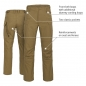 Preview: Helikon Tex SFU NEXT Pants Mk2® - PolyCotton Stretch Ripstop - Shadow Grey