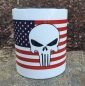Preview: Coffee Mug 'USA Flag - Punisher'
