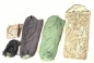 Preview: Army MTP Multicam MSS Sleeping bag mit Woobie