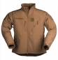 Mobile Preview: SOFTSHELL JACKE SCU 14 DARK COYOTE