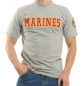 Preview: US MARINES Applique Military t-Shirt