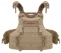 Preview: Warrior Assault System Quad Release Molle Plate Carrier Coyote