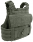 Preview: Warrior Assault System Quad Release Molle Plate Carrier Oliv Green