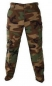 Preview: US Army BDU woodland camouflage Tarnhose