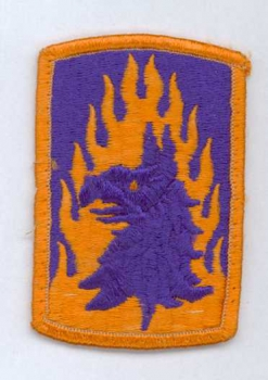 12th Aviation Brigade Uniform Abzeichen patch