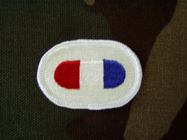 101st Airborne Division 506PIR HQ Oval Flash