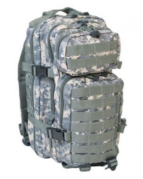 ARMY All Combat Terrain ACU ASSAULT Day MOLLE Pack