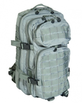 ARMY All Combat Terrain Foliage green ASSAULT Day Pack Rucksack