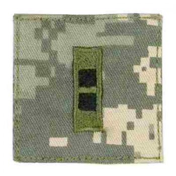 CHIEF WARRANT OFFICER 02 US Army ACU Velcro Rank Digital Uniform Insignia Abzeichen