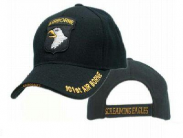 "101st Airborne ""SCREAMING EAGLE"" US Army Baseball Cap"