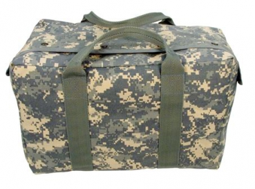 US Military Air Force ACU Digital AVIATOR Crew Bag Tasche