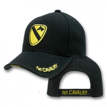 1st Cavalry Division US Army Baseball Cap