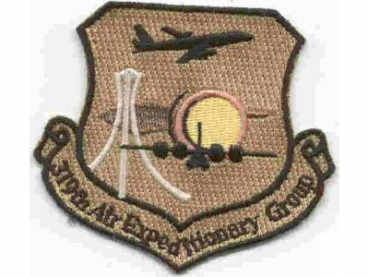 319th Air Expeditionary Group Desert Storm Abzeichen