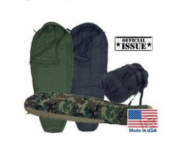 US Army MSS GORE-TEX® Modular Sleeping System camouflage Schlafsack