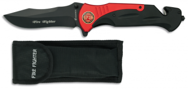 ALBAINOX Fire fighter Rescue Knife Super Size