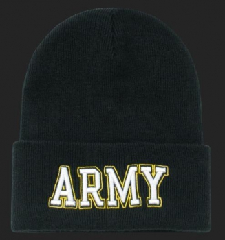 ARMY Classic Military Long Beanie