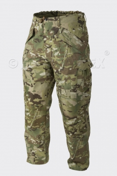 HELIKON TEX US ECWCS CAMOGROM Hose Cold Weather Nässeschutzhose Generation II