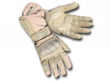 Wiley X Tactical Assault Gloves TAG-1 tan