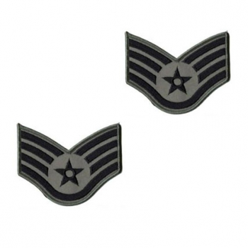 ABU E-5 Staff Sergeant Rank Large