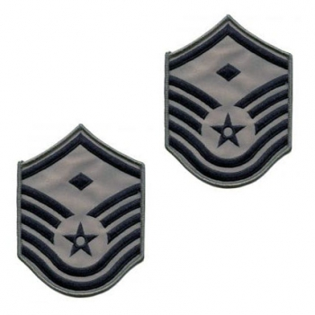 ABU E-7 First (Master) Sergeant Rank Large (with 1SGT Diamond)