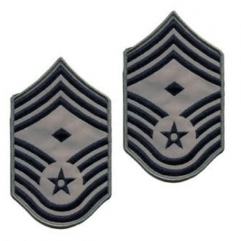 ABU E-9  1st (Chief Master) Sergeant Rank Large (with 1SGT Diamond)
