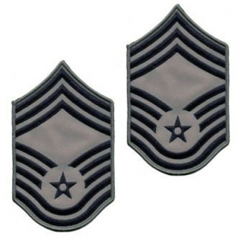 ABU E-9 Chief Master Sergeant Rank Large
