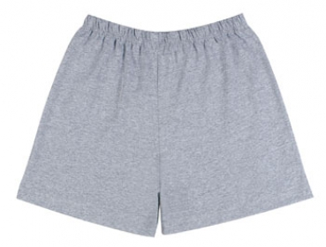 US Army MILITARY GREY PHYSICAL TRAINING SHORTS