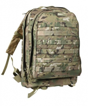 3 DAY ASSAULT MULTICAM PACK MOLLE II