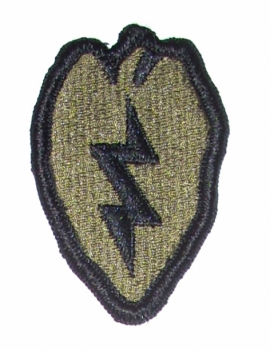 25th Infantry Division MULTICAM OCP patch