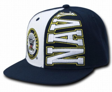 """Stack Up"" US NAVY Military Cap"