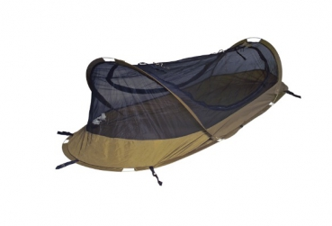 Catoma USMC IGUANA BED NET POP UP TENT COYOTE BROWN