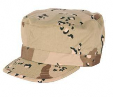 US Army PROPPER 6 color desert Cap