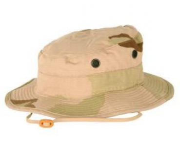 US Army 3 color Desert Wüstentarn Boonie