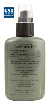 US ARMY INSECT REPELLENT