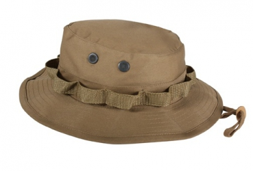 US MILITARY BOONIE HAT - COYOTE