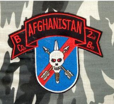 Airsoft US Army ODA 925th Special Forces Calico Jack Uniform Patch Bekleidung & Schutzausrüstung